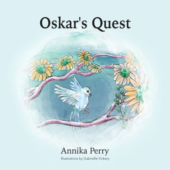 Oscar's Quest by Annika Perry