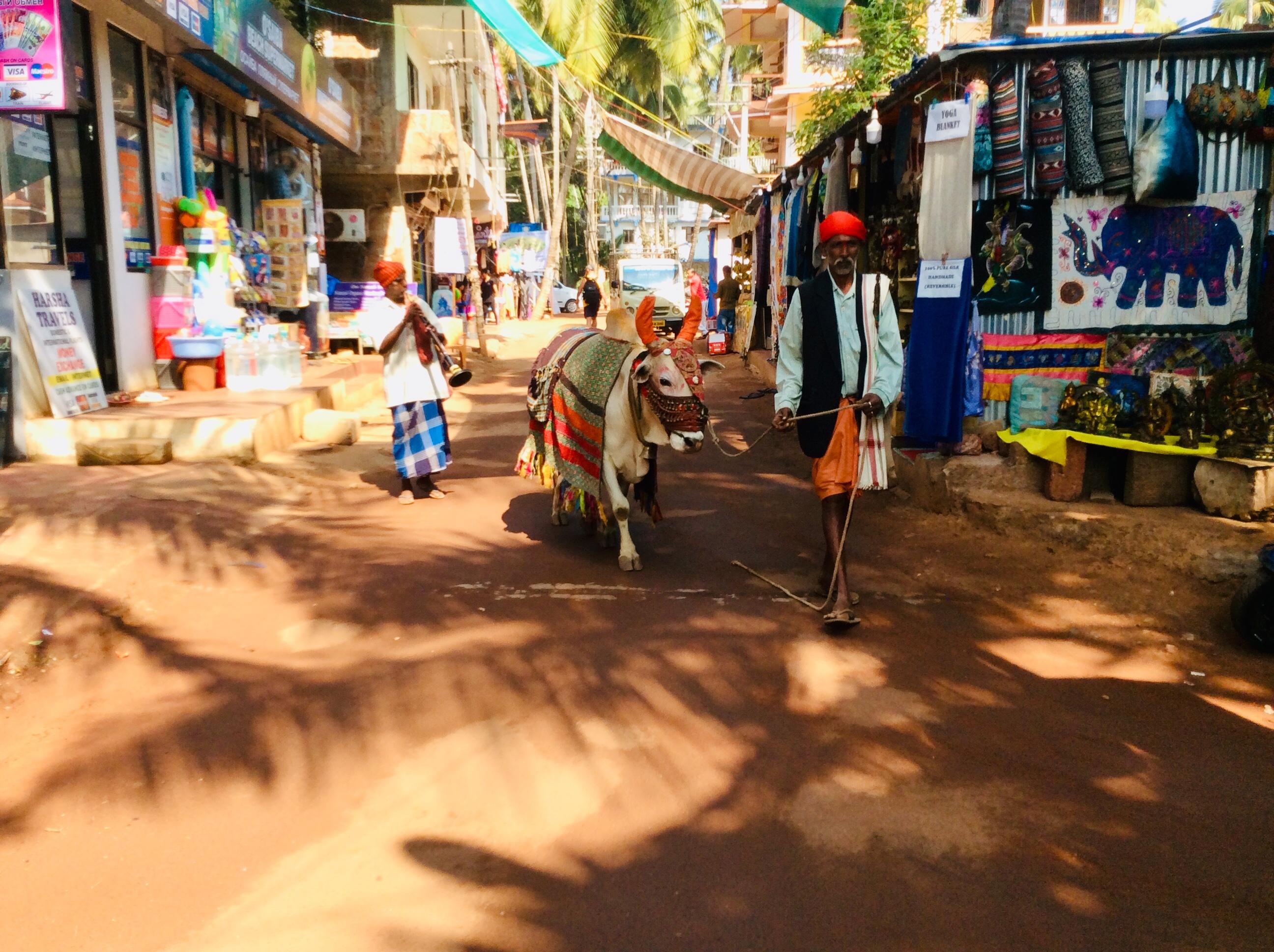 Street in Goa