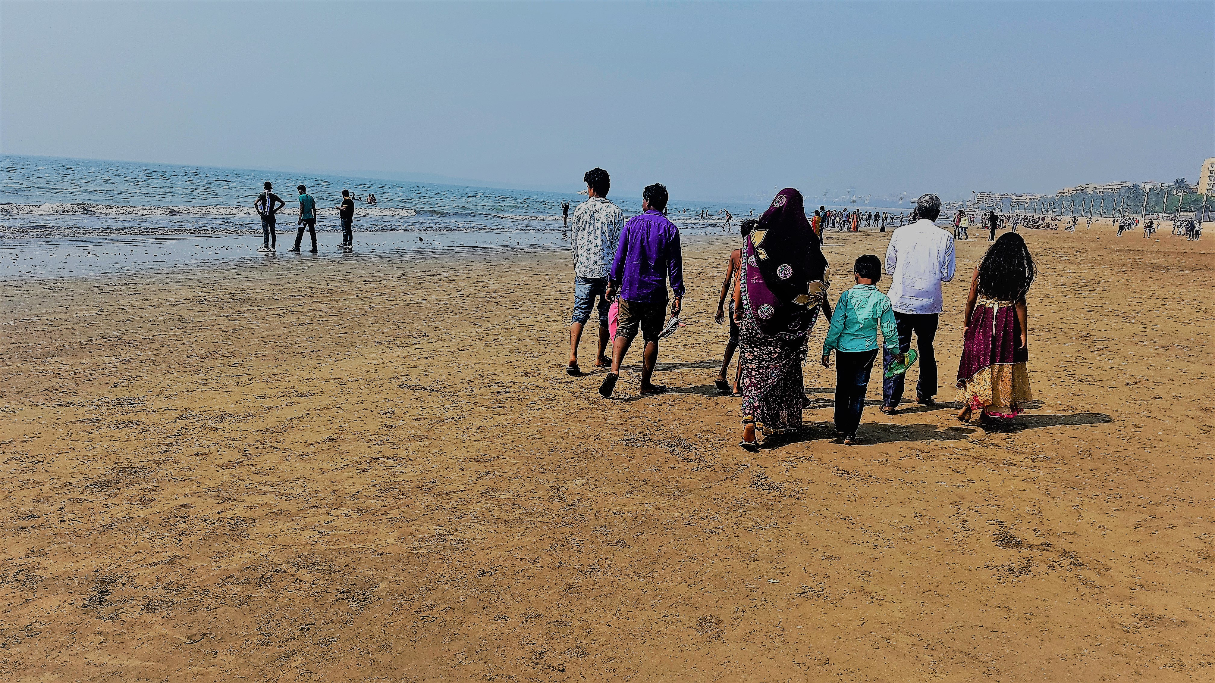 Juhu Beach 2 Mombai