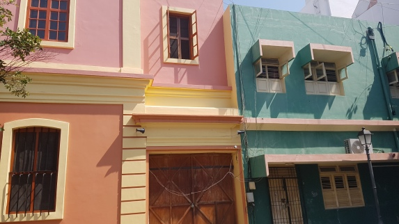 Pondi pretty house