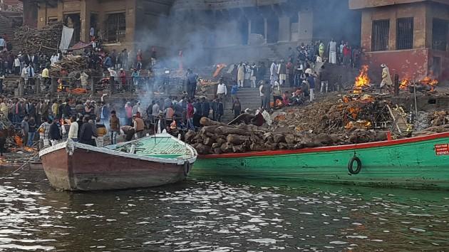 Varanasi burials